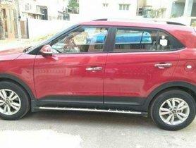 Used Hyundai Creta 1.6 VTVT SX Plus Dual Tone MT car at low price