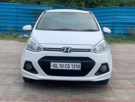 Hyundai Grand i10 2013-2016 CRDi Sportz MT for sale