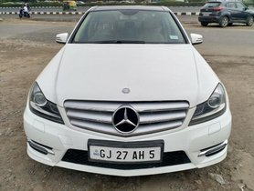 Mercedes Benz C-Class C 220 CDI Elegance AT 2014 for sale