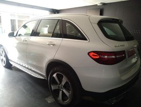 Used Mercedes Benz GLC AT car at low price