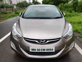 Used Hyundai Elantra SX MT car at low price