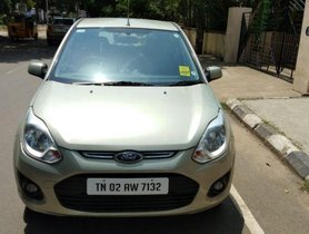 Used Ford Figo Diesel ZXI MT car at low price