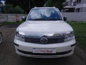 Used Tata Safari Storme  VX 4WD MT car at low price