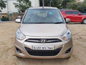 Used 2011 Hyundai i10 Sportz MT for sale