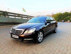 Used 2012 Mercedes Benz E-Class  E 250 Elegance AT 2009-2013 for sale
