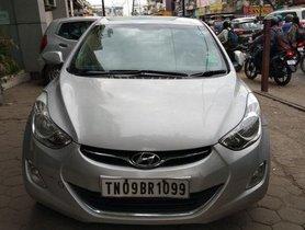 Used Hyundai Elantra  SX AT car at low price