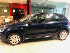 Used Volkswagen Polo 1.2 MPI Comfortline MT car at low price
