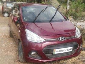 Used 2015 Hyundai i10  Magna MT for sale