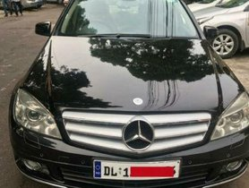 Used 2010 Mercedes Benz C-Class 220 CDI AT for sale