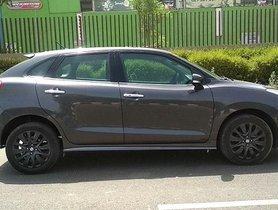 Maruti Baleno RS MT for sale