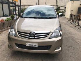 Toyota Innova MT 2004-2011 2011 MT for sale