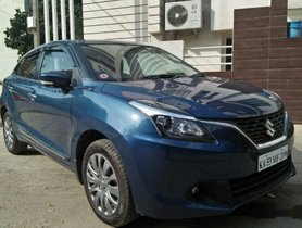 Maruti Suzuki Baleno Alpha MT 2015 for sale
