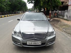 Mercedes Benz E-Class 2009-2013 2013 AT for sale