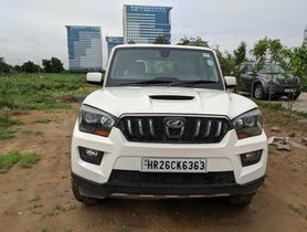 Mahindra Scorpio  S10 7 Seater MT 2014 for sale