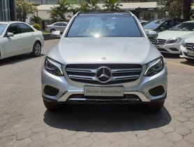 Mercedes Benz GLC AT 2016 for sale