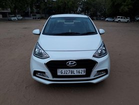 Hyundai Xcent 1.2 VTVT E Plus MT 2017 for sale