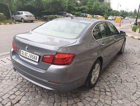 Used BMW 5 Series AT car at low price