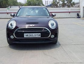 2017 Mini Clubman MT for sale at low price