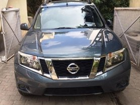 2014 Nissan Terrano XE D MT for sale at low price