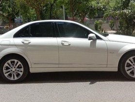 Used Mercedes Benz C-Class 220 CDI AT 2014 for sale