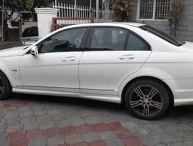 Mercedes-Benz C-Class 220 MT for sale