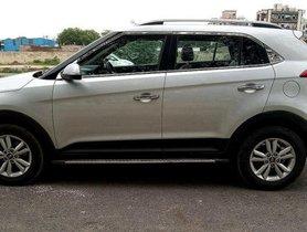 Used Hyundai Creta  1.6 SX Automatic Diesel AT car at low price