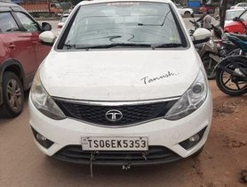Used 2015 Tata Zest Quadrajet 1.3 XMS MT for sale