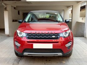 Land Rover Discovery Sport SD4 HSE Luxury 7S AT for sale