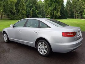 Used 2011 Audi A6 2.7 TDI AT for sale