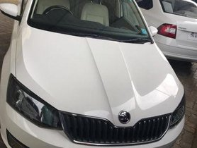 Used Skoda Rapid 1.6 MPI Style MT 2017 for sale