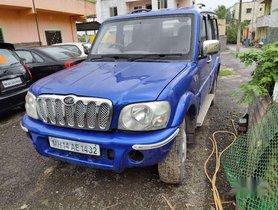 Mahindra Scorpio DX 2.6 Turbo 8 Str, 2004, Diesel MT for sale