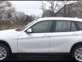 BMW X1 sDrive 20d xLine AT 2014 for sale