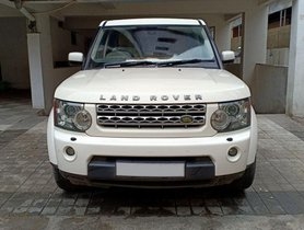 Used 2010 Land Rover Discovery 4 AT for sale