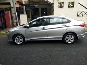 Used 2015 Honda City  i-VTEC VX MT for sale