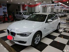Used BMW 3 Series 320d Prestige AT 2014 for sale