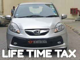 Used Honda Brio  1.2 VX AT car at low price