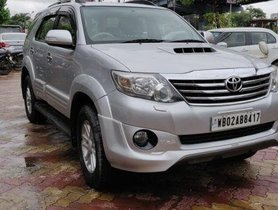 Used Toyota Fortuner  4x2 MT TRD Sportivo car at low price