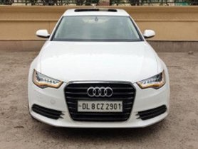 2013 Audi A6  2.0 TDI Design Edition AT for sale