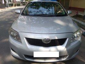Toyota Corolla Altis  1.8 G MT 2012 for sale