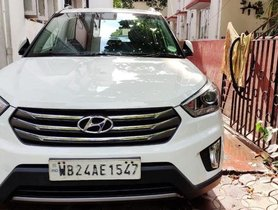 Used Hyundai Creta 1.6 CRDi SX Plus MT car at low price