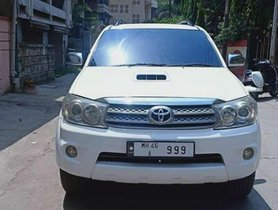 Toyota Fortuner 4x4 MT 2010 for sale