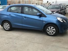 Used Honda Amaze S i-Dtech MT car at low price