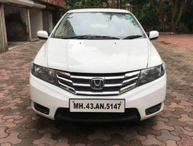 Used Honda City 2013 1.5 S MT for sale at low price