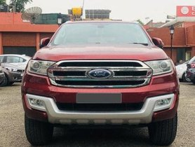 Used Ford Endeavour 2.2 Trend AT 4X2 2016 for sale