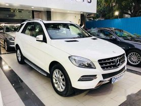 2016 Mercedes Benz M Class AT for sale