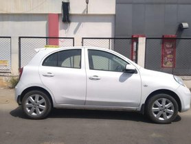 Nissan Micra Diesel XV MT 2012 for sale