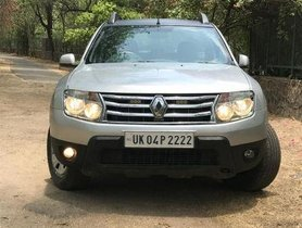 Used 2012 Renault Duster 110PS Diesel RxL MT for sale