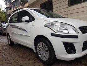 2013 Maruti Suzuki Ertiga VXI CNG MT for sale
