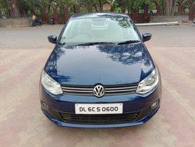 Used Volkswagen Vento Diesel Highline MT 2012 for sale