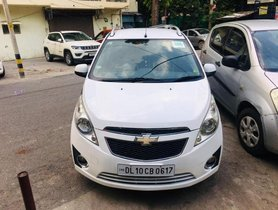 Used Chevrolet Beat  LT MT car at low price